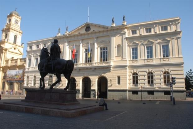 Crowne Plaza Santiago. Chile 15