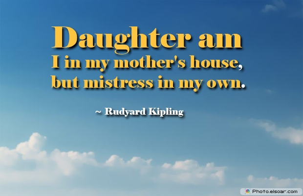 Quotations about Daughters , Picture , mother's