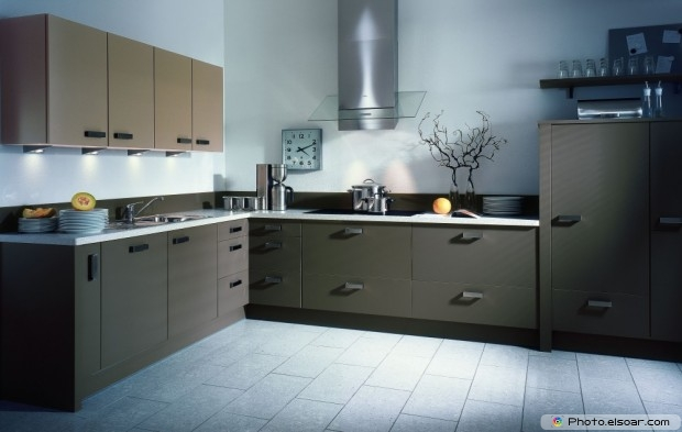 Design Of Amazing Kitchen