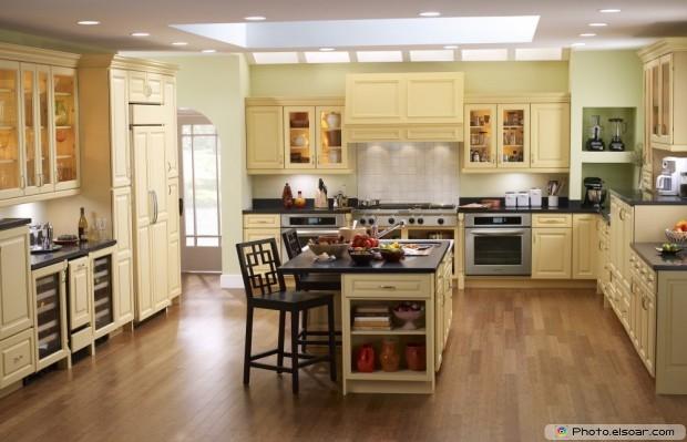 Design Of Beautiful Kitchen