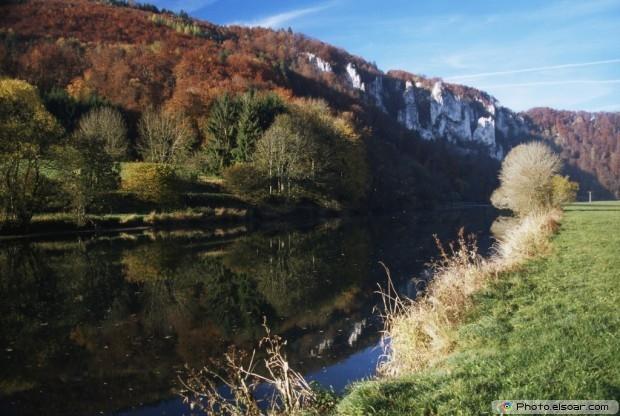 Donnau River