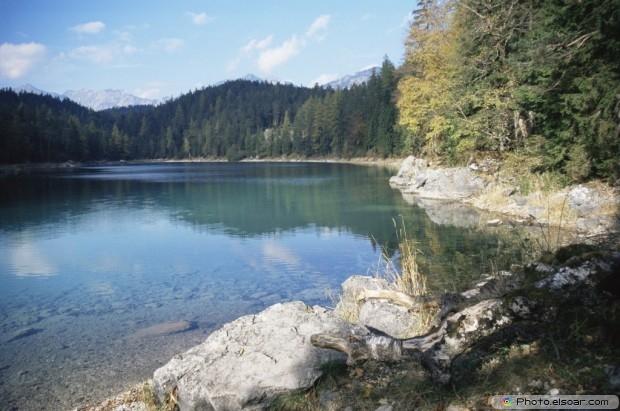 Eib Lake, Germany