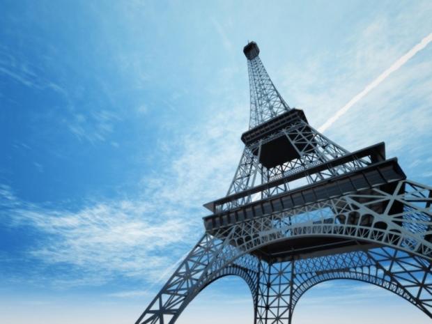 Eiffel Tower. Paris 1