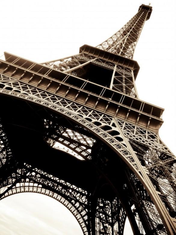 Eiffel Tower. Paris 5