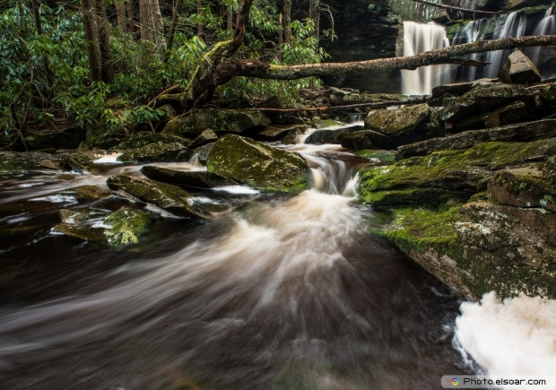 Elakala Falls, WestVirginia
