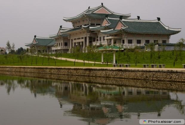 Ethnographic Park, Pyongyang, North Korea