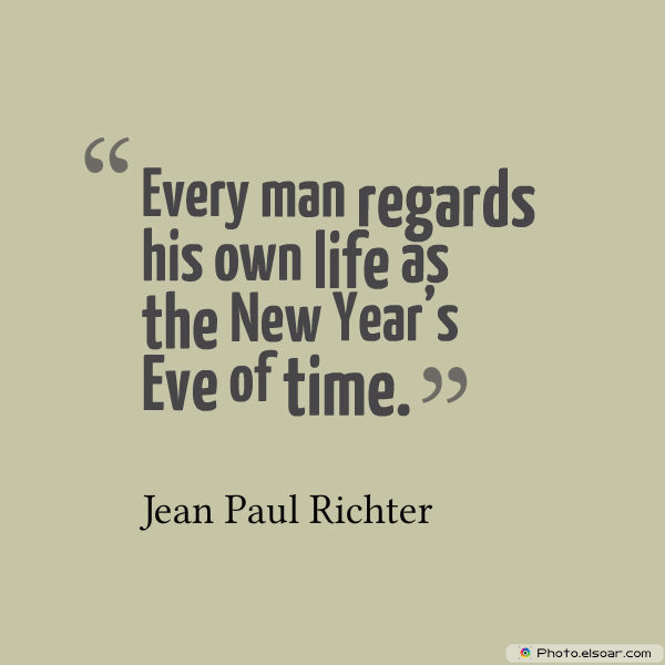 New Year's Quotes , New Year's Eve