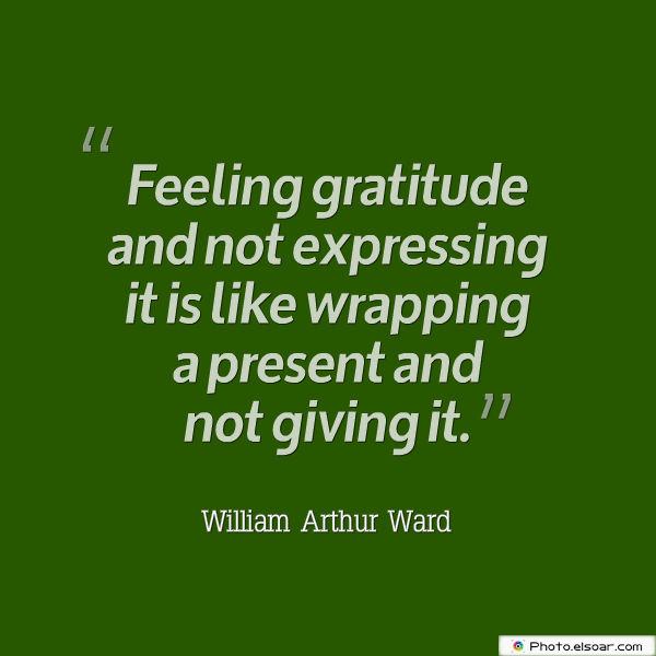 Admin Asst Day , Feeling gratitude and not expressing