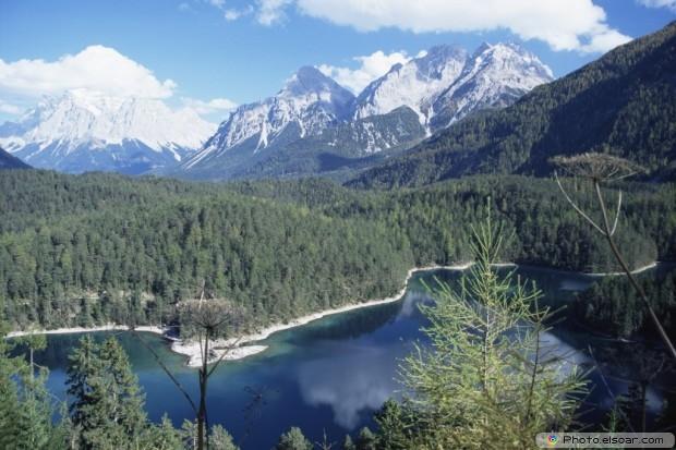 Fernstein Lake