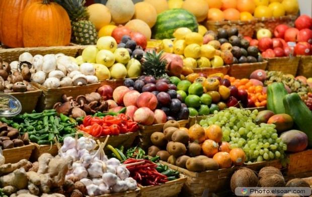 Fruit Market - Market Series