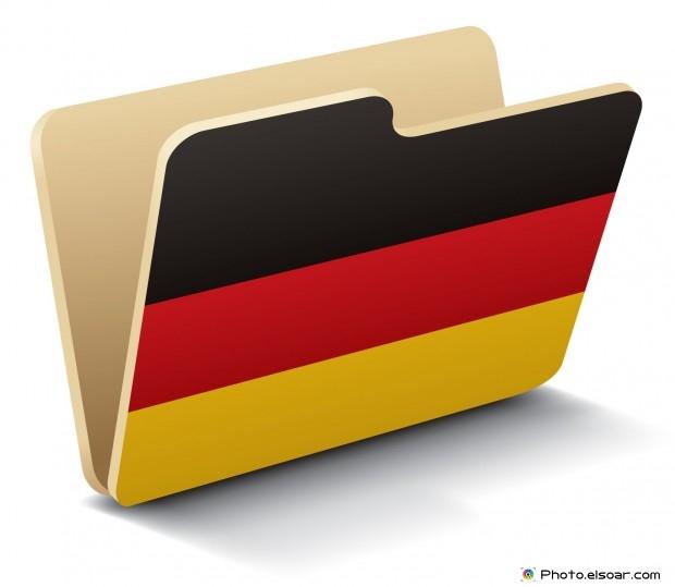 Germany Flag - Folder Icon