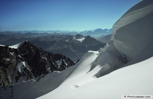 Glacier. United States