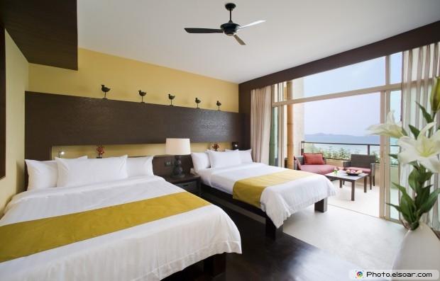 Gorgeous Bedroom Free Design