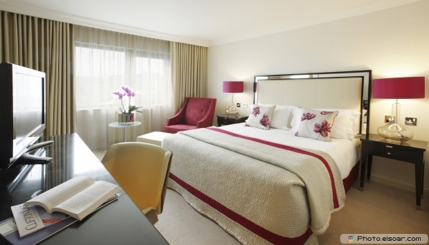 Gorgeous Bedroom Free Image
