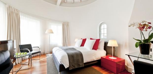 Grand Hotel Bellevue, switzerland 2
