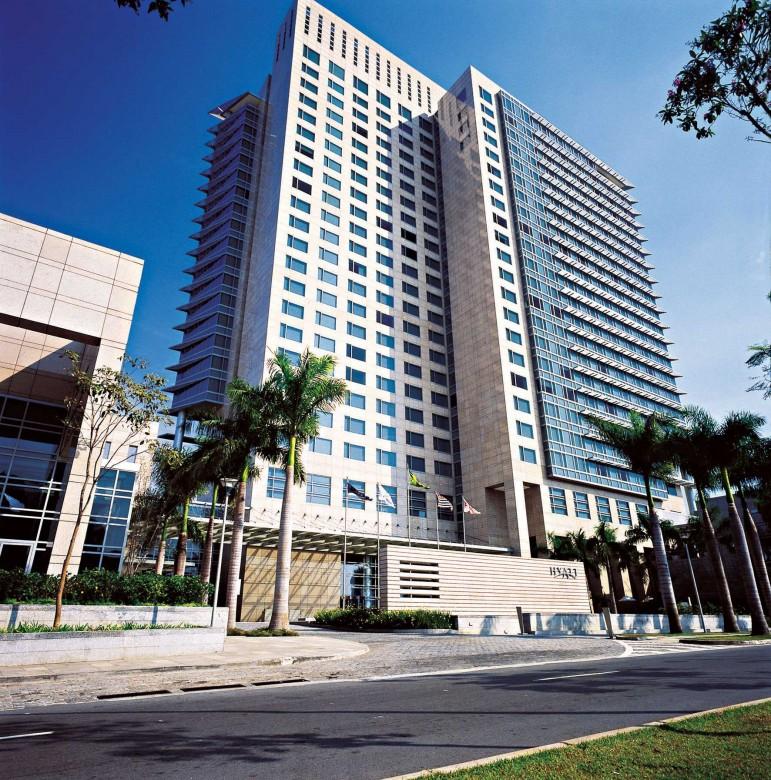 Grand Hyatt Sao Paulo. São Paulo. Brazil 1