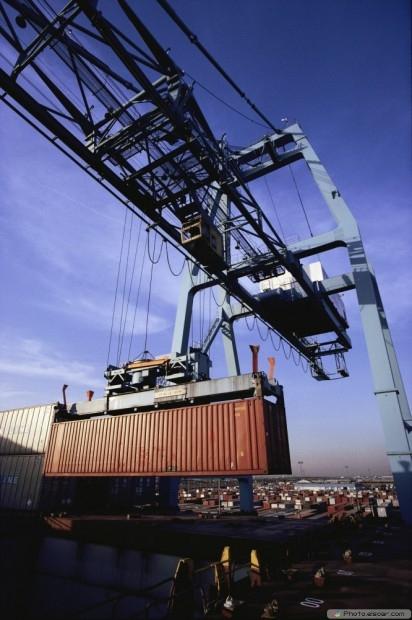 Great Industrial Crane