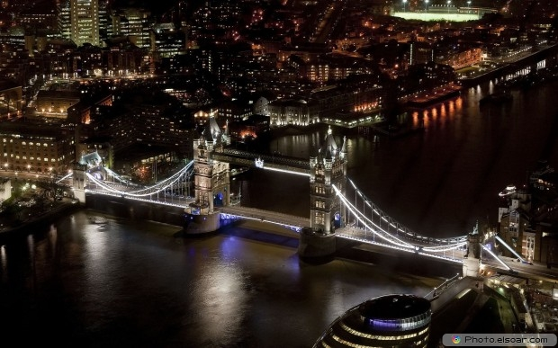 HD Amazing Cityscapes At Night Wallpaper
