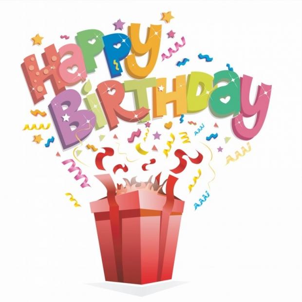 Happy Birthday artwork design