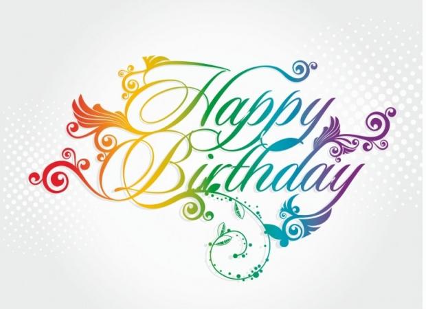 Happy Birthday cute free design
