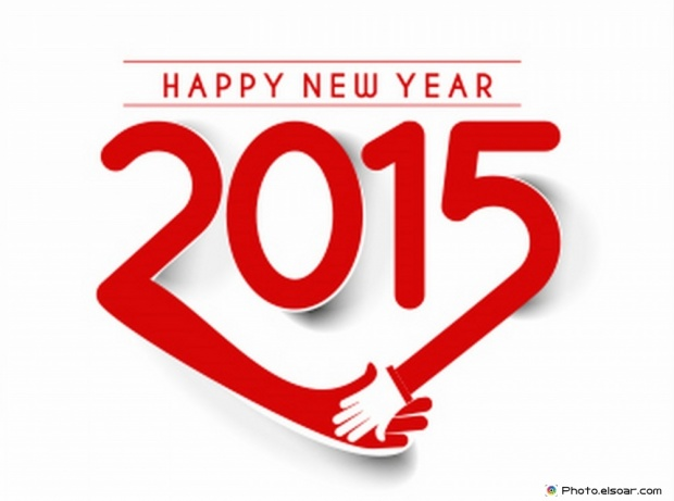Happy New Year Cover 2015 For Whatsapp, Instagram