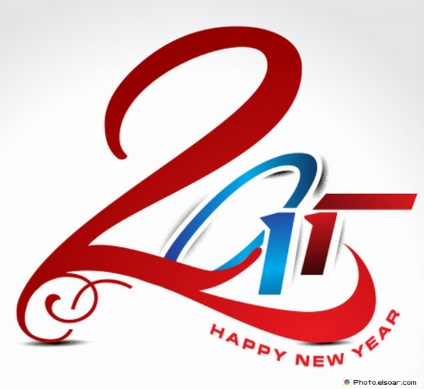 Happy New Year Image 2015 For Whatsapp, Instagram