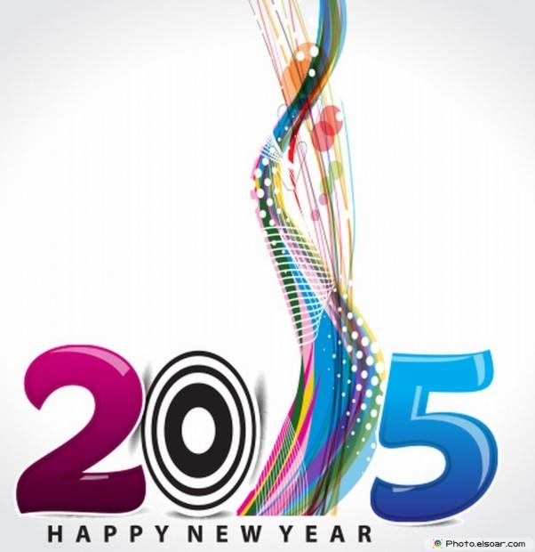 Happy New Year Photo 2015 For Whatsapp, Instagram