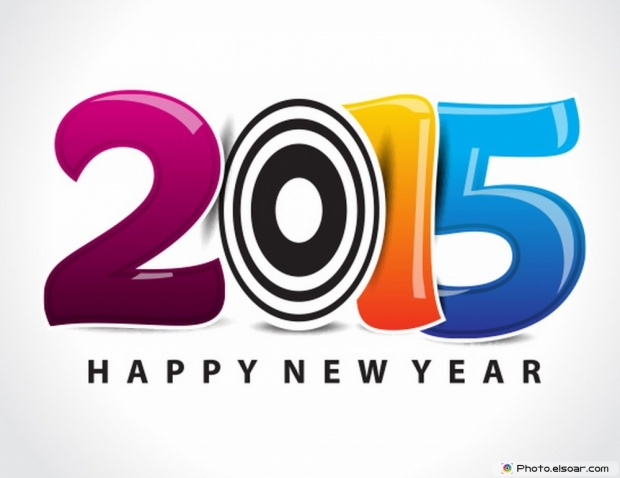 Happy New Year Picture 2015 For Whatsapp, Instagram