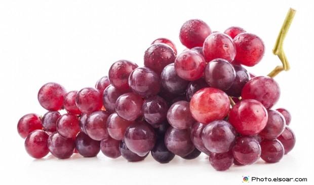 Heap Of Fresh Grape