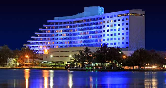 Welcome to the Hilton Cartagena Hotel