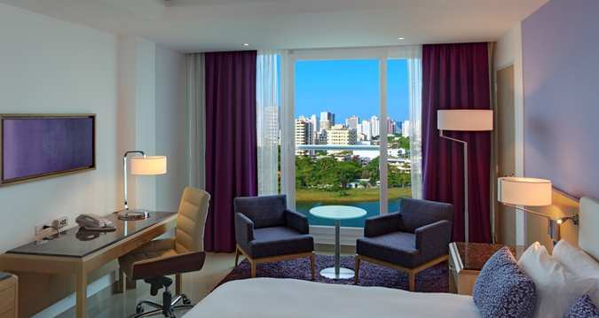 King Guestroom City View