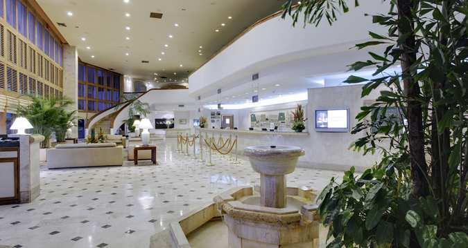 Lobby Main Entrance