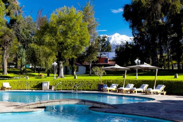 Hotel Libertador Arequipa, Pool
