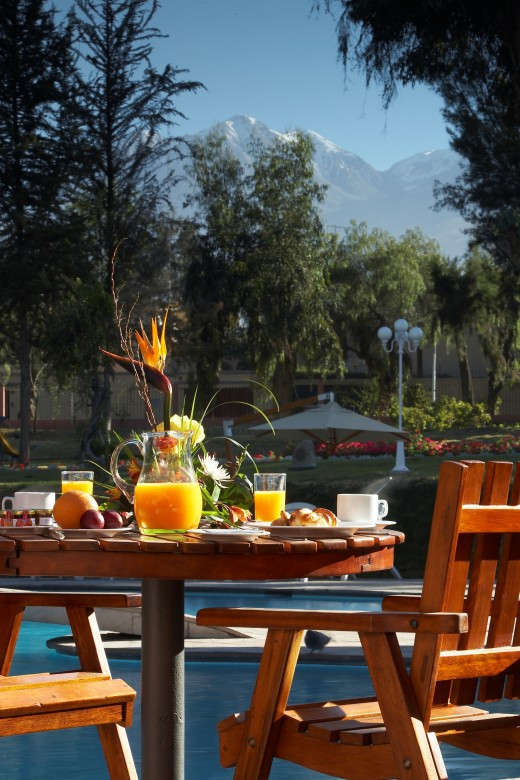 Hotel Libertador Arequipa, Terraza Libertador Arequipa