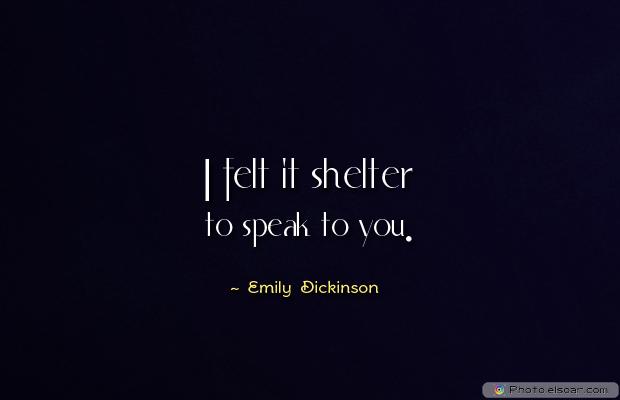 Best Friends Forever , I felt it shelter to speak to you