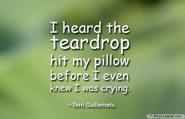 Crying Quotes , Image