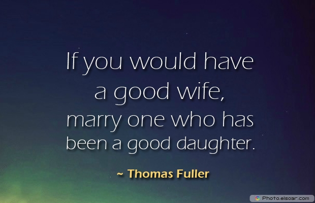 Daughters Quotes , Images , wife