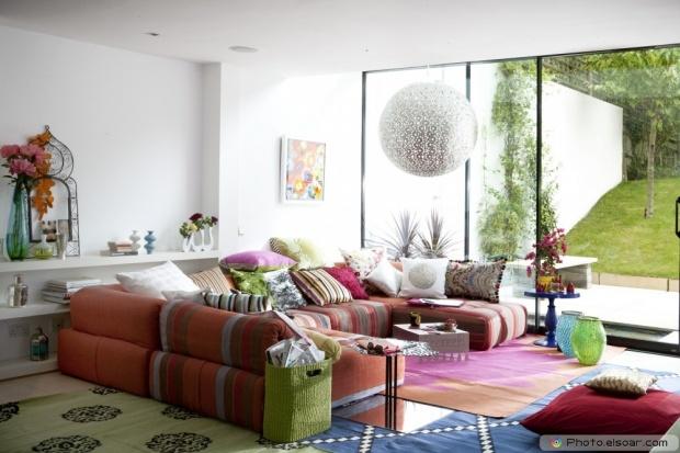 Image Of Modern Living Room