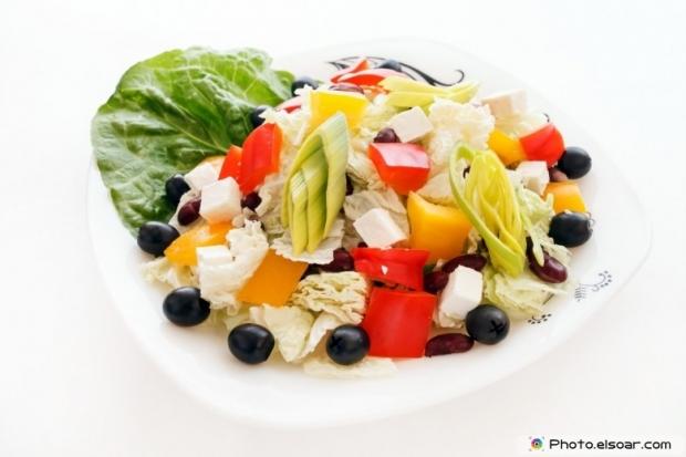 Image of greek salad