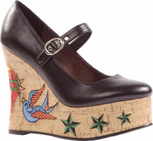 Individual Womens Shoe I