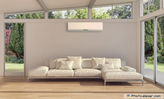 Indoor air-conditioning