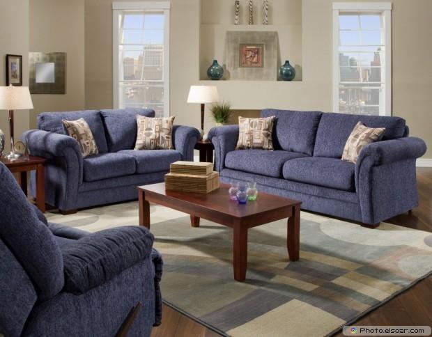 Interior For Living Room Design