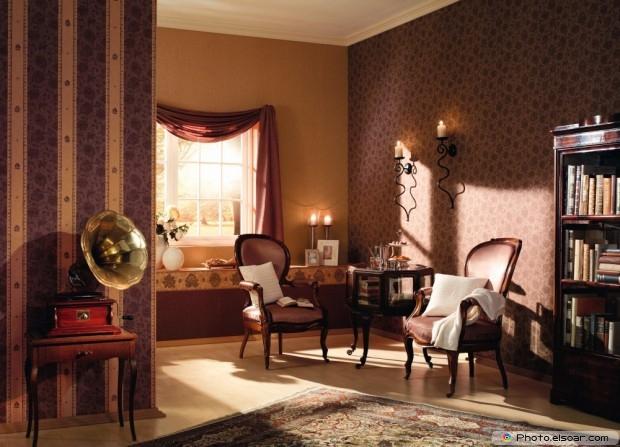 Interior Living Room Design