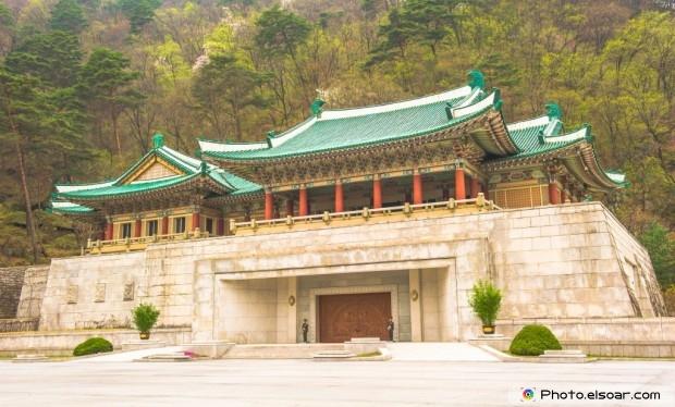 International Friendship Exhibition, North Korea