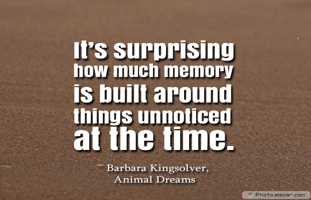 It's surprising how much memory