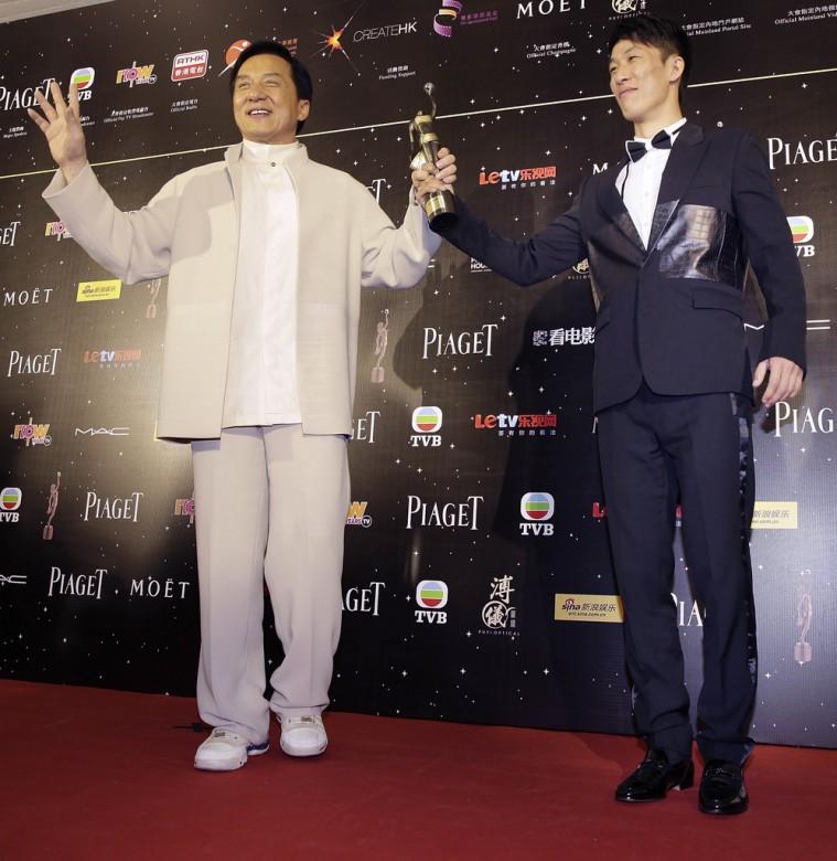 Jackie Chan, He Jun