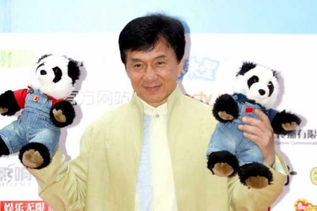 Jackie Chan in Jackie Chan at the 2010 Chinese Kids Choice Awards
