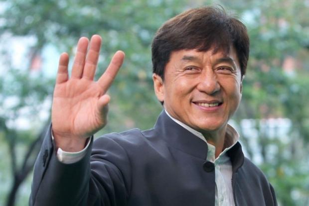 Jackie Chan in Tokyo International Film Festival Opening Ceremony
