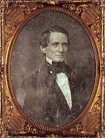 Jefferson Davis Birthday