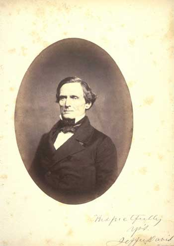 Jefferson Davis Pic